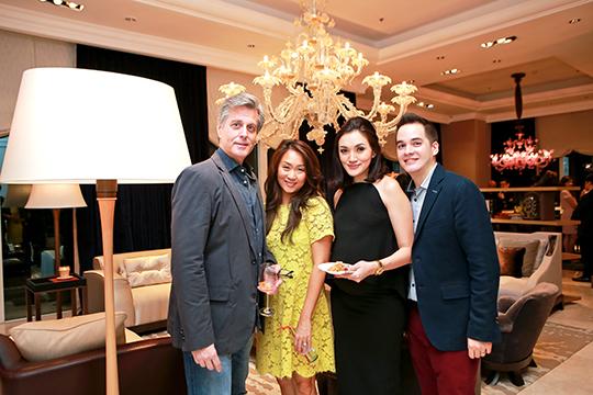 2. Thomas Elliott, Emilia Tedja , Michelle Shang, Nick Shang