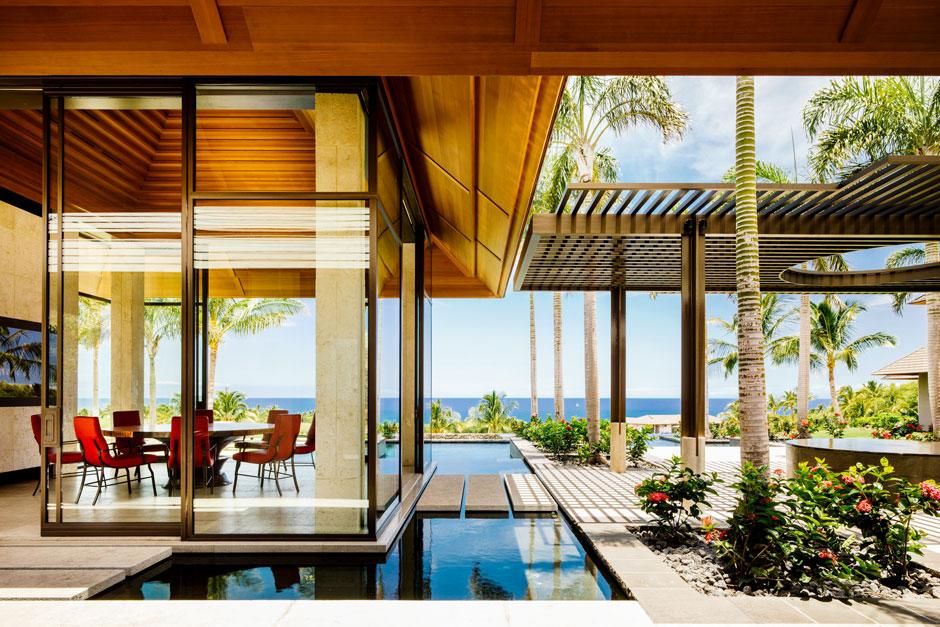 Kauhale Kai By De Reus Architects Sugar Cream A Beautiful