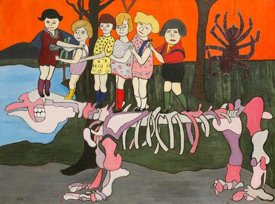 children-of-dynosaurus-1949