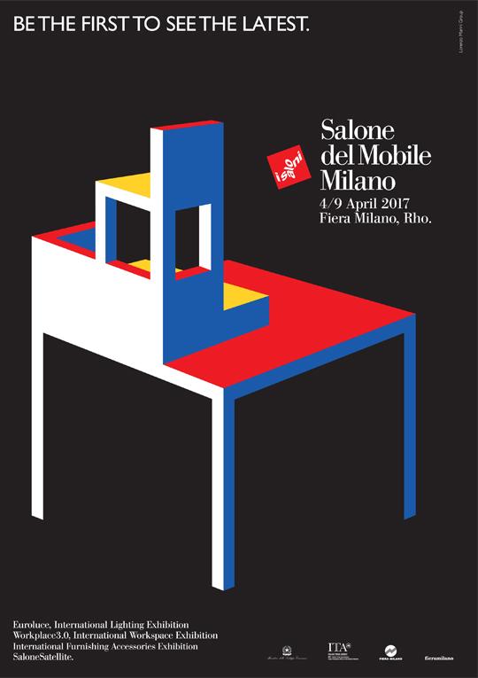 a.1 Poster Salon Cladio Luti