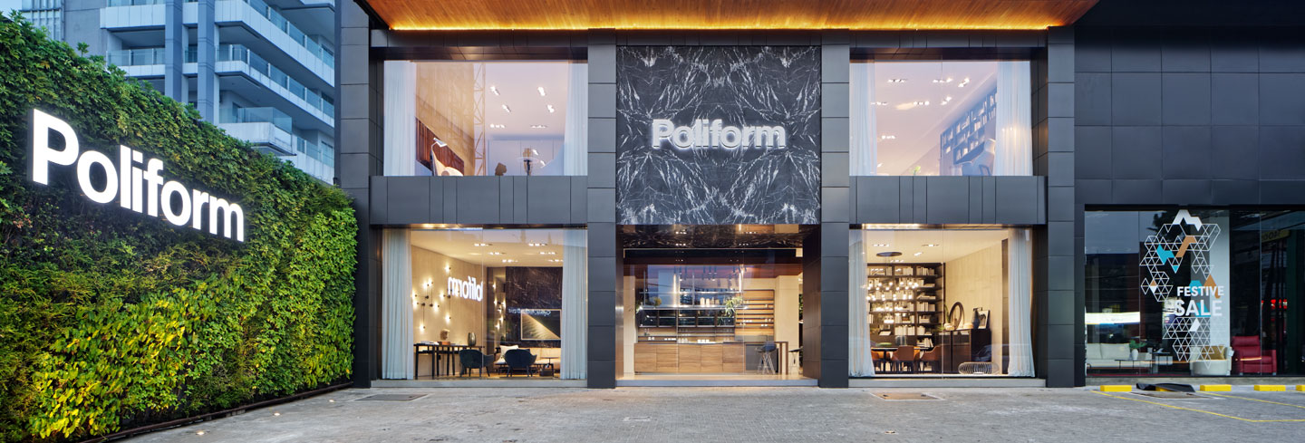 Poliform A Magnificent Sight In The Heart Of Jakarta Sugar Cream A Beautiful Life Deserves A Beautiful Home