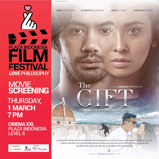4 Indonesian Must-Watch-Movies at Plaza Indonesia Film