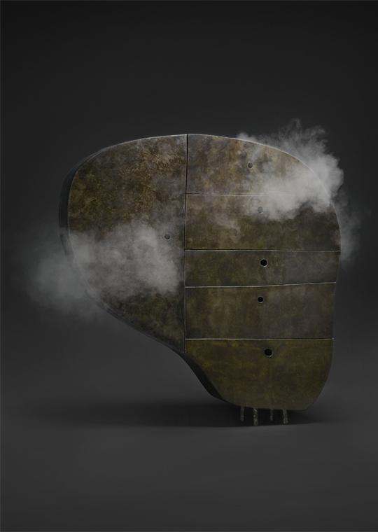 Design Museum Holon – 'Hide & Seek' by Maarten Baas   Sugar & Cream