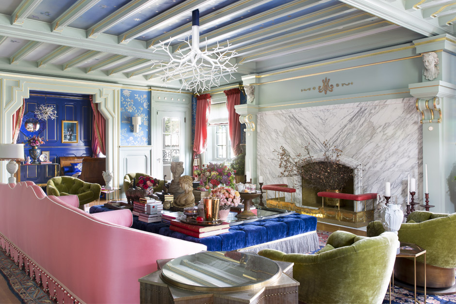 Houghton Hall Reimagined By Jonathan Rachman Design Sugar Cream